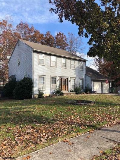419 Shires Way, Egg Harbor Township, NJ 08234 - #: 530698