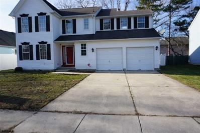 109 Theodore Ave, Egg Harbor Township, NJ 08234 - #: 531623