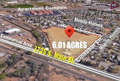 3725 S Main Street, Las Cruces, NM 88005 - #: 1601040