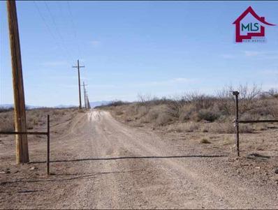 Dulce Road, Alamogordo, NM 88310 - #: 1603021