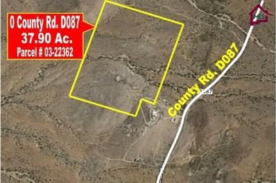 County Road D - 087, Organ, NM 88052 - #: 1700775