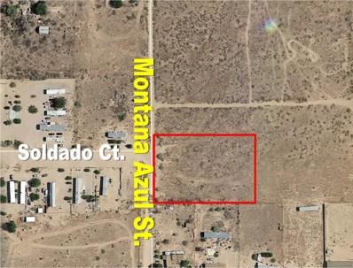 240 Montana Azul Street, Anthony, NM 88021 - #: 1806950