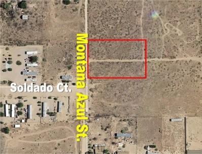 250 Montana Azul Street, Anthony, NM 88021 - #: 1807055
