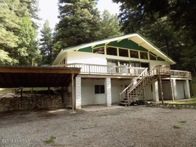 40 Ponderosa Pines Trail, Cloudcroft, NM 88317 - #: 1807428