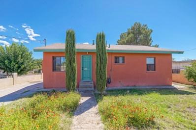 840 Renteria Street, Las Cruces, NM 88001 - #: 1807572