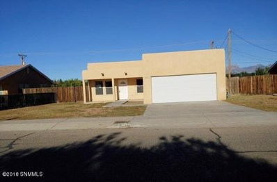 1604 2ND Street, Las Cruces, NM 88005 - #: 1807767