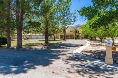 107 Hayride Road, Las Cruces, NM 88007 - #: 1808265