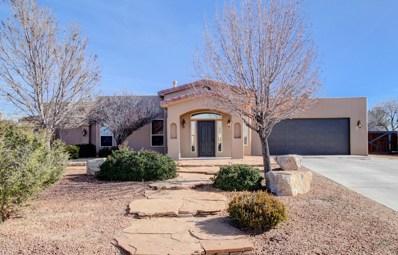 1737 San Leonardo Court, Las Cruces, NM 88005 - #: 1808274