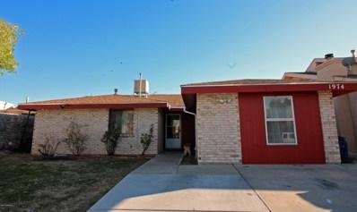 1974 Bridger Avenue, Las Cruces, NM 88001 - #: 1900038