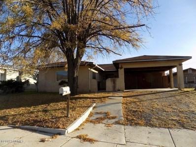1700 Snow Drive, Alamogordo, NM 88310 - #: 1900155