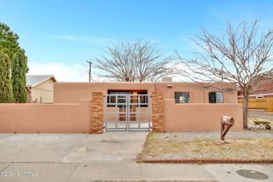 1604 Abbott Avenue, Alamogordo, NM 88310 - #: 2100020