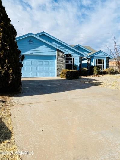 3443 Mesa Verde Place, Alamogordo, NM 88310 - #: 2100072