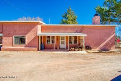 409 Old Mescalero Road, Tularosa, NM 88352 - #: 2100520