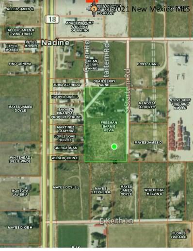 8.39ACS Startem Rd, Hobbs, NM 88240 - #: 20190511