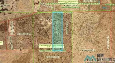 S Of 314 Lawrence Ranch Road UNIT E Lawre>, Lake Arthur, NM 88253 - #: 20210012