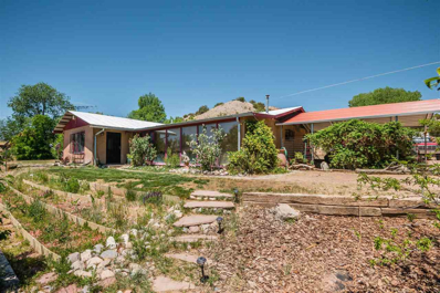 25 Private Road 1449, Off Cr 100, Chimayo, NM 87522 - #: 201802595