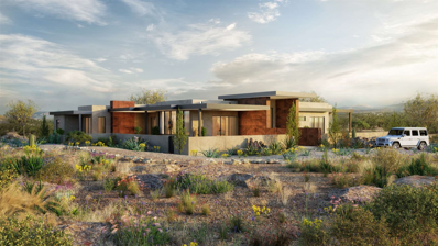 18 Via Oso (Black Mesa, Lot 4), Santa Fe, NM 87506 - #: 201904987