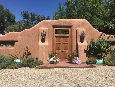 109 Quesnel, Taos, NM 87571 - #: 202000066