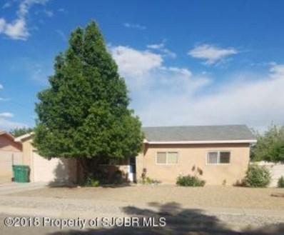 3512 Kayenta Drive, Farmington, NM 87402 - #: 18-963