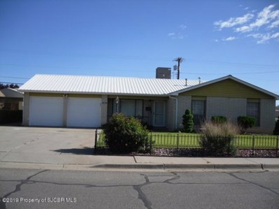 2000 Camina Placer, Farmington, NM 87401 - #: 19-407