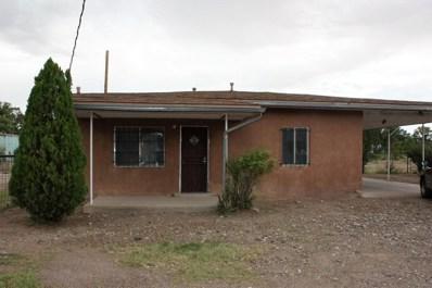 1239 E River Road, Belen, NM 87002 - #: 899918