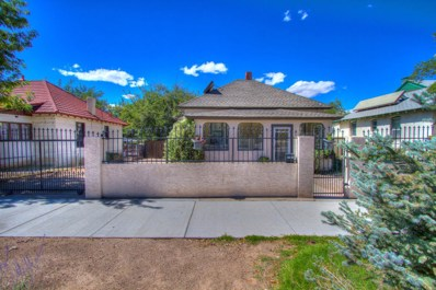 1105 Broadway Boulevard SE, Albuquerque, NM 87102 - #: 913624