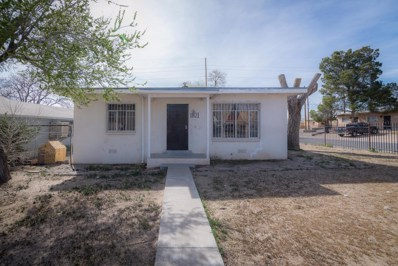 1801 Edith Boulevard SE, Albuquerque, NM 87102 - #: 914103