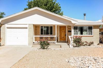 1112 California Street SE, Albuquerque, NM 87108 - #: 917888