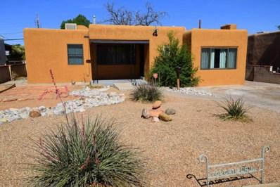 709 Ortiz Drive NE, Albuquerque, NM 87108 - #: 920938