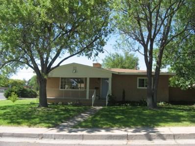 2644 Morrow Road NE, Albuquerque, NM 87106 - #: 921016