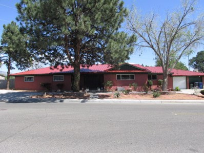 8316 Dellwood Road NE, Albuquerque, NM 87110 - #: 921068