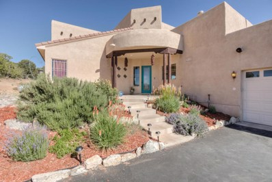 9 Camino Coyote, Edgewood, NM 87015 - #: 921374