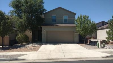 10712 McMichael Lane SW, Albuquerque, NM 87121 - #: 923214