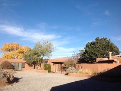 3006 Vista Grande Drive NW, Albuquerque, NM 87120 - #: 923563
