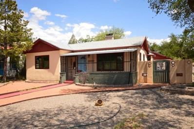 3402 Monte Vista Boulevard NE, Albuquerque, NM 87106 - #: 924394