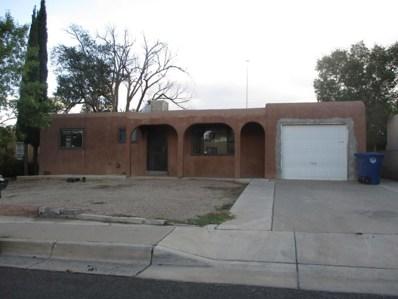 2323 Cardenas Drive NE, Albuquerque, NM 87110 - #: 924447