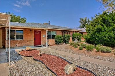 2611 General Bradley Street NE, Albuquerque, NM 87112 - #: 925495