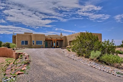 5 Solar Court, Placitas, NM 87043 - #: 925550