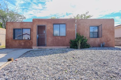 1612 Buena Vista Drive SE, Albuquerque, NM 87106 - #: 926964
