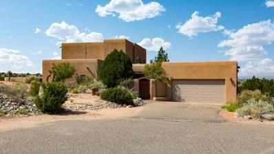 10 Ridge Court, Placitas, NM 87043 - #: 927183