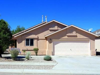 719 Glacier Bay Street, Albuquerque, NM 87123 - #: 927355