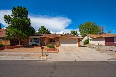 6613 Avenida La Costa NE, Albuquerque, NM 87109 - #: 927734