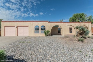 10221 Keeping Drive NW, Albuquerque, NM 87114 - #: 927739