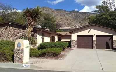 2508 Punta De Vista Drive NE, Albuquerque, NM 87112 - #: 929110