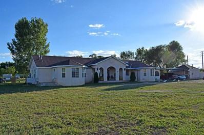 42 Crawford Road, Belen, NM 87002 - #: 929254