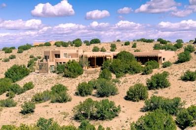9 Camino Vista Hermosa, Placitas, NM 87043 - #: 930529