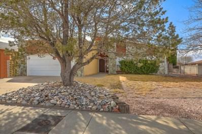 8512 Capulin Road NE, Albuquerque, NM 87109 - #: 930805