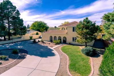 9825 Greene Avenue NW, Albuquerque, NM 87114 - #: 932305