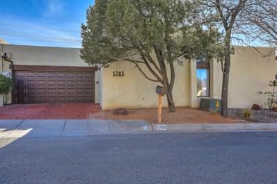 1705 Miracerros Place NE, Albuquerque, NM 87106 - #: 933573