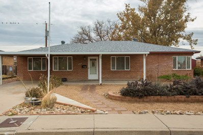 8610 Candelaria Road NE, Albuquerque, NM 87112 - #: 933784
